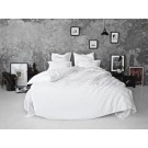Sateen Duvet Set - White