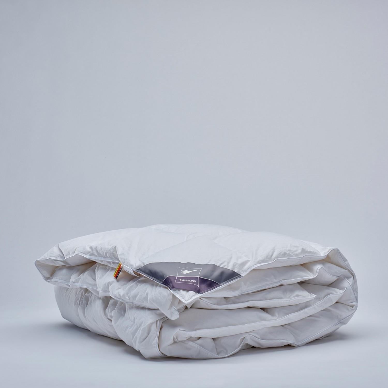 Žąsų pūkų antklodė - Šilta