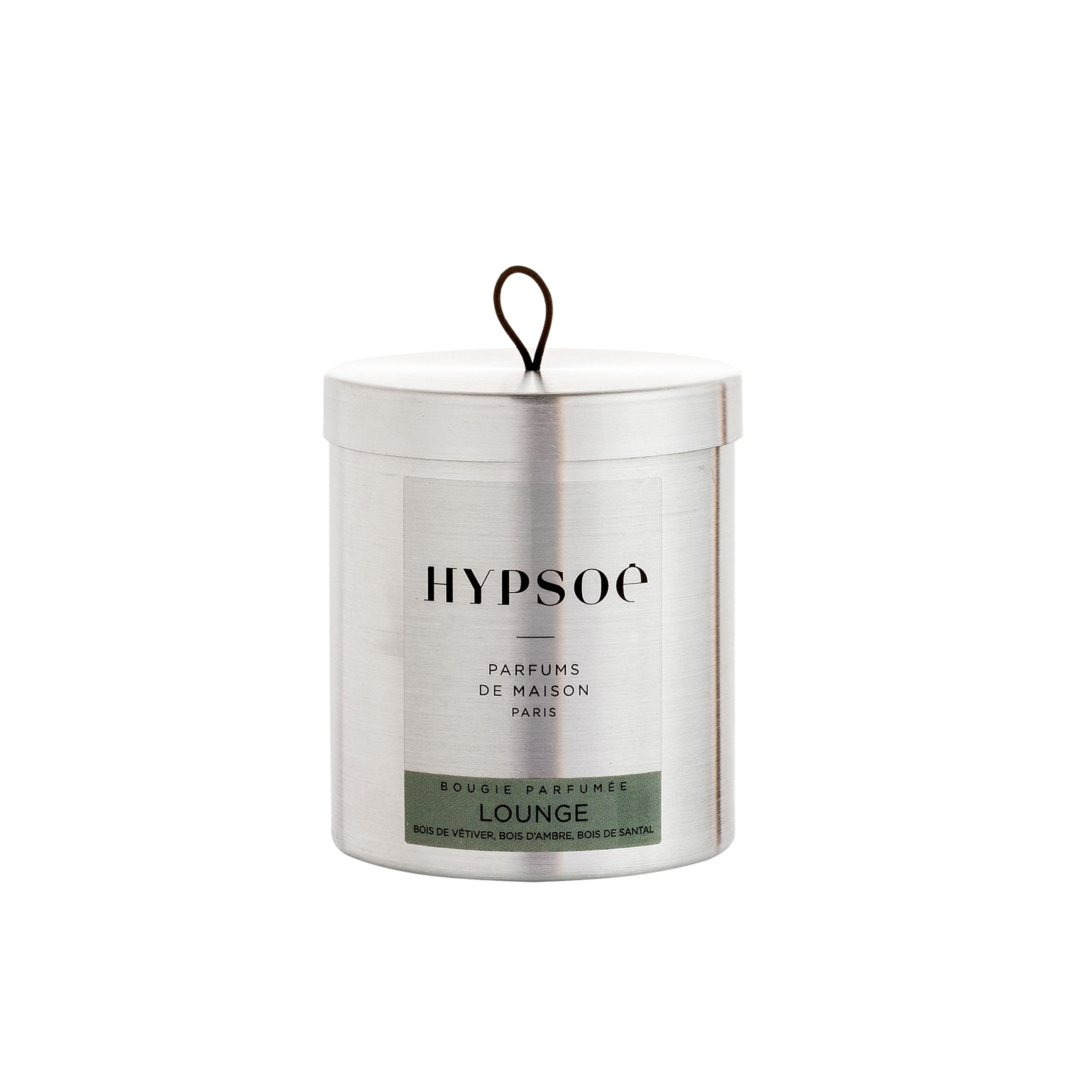 Hypsoe Scented Candle in Metal Tin – Lounge