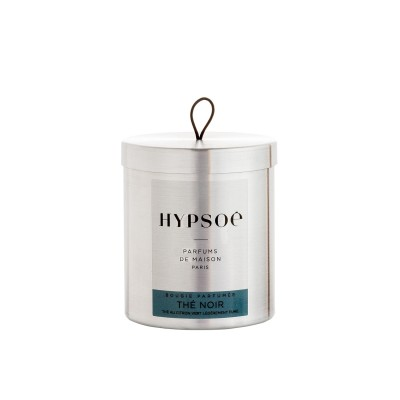Hypsoe Scented Candle in Metal Tin – The Noir