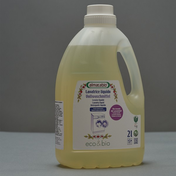 Almacabio Laundry Liquid, 2000 ml