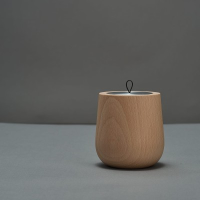 Hypsoe Naturale Wooden Scented Candle
