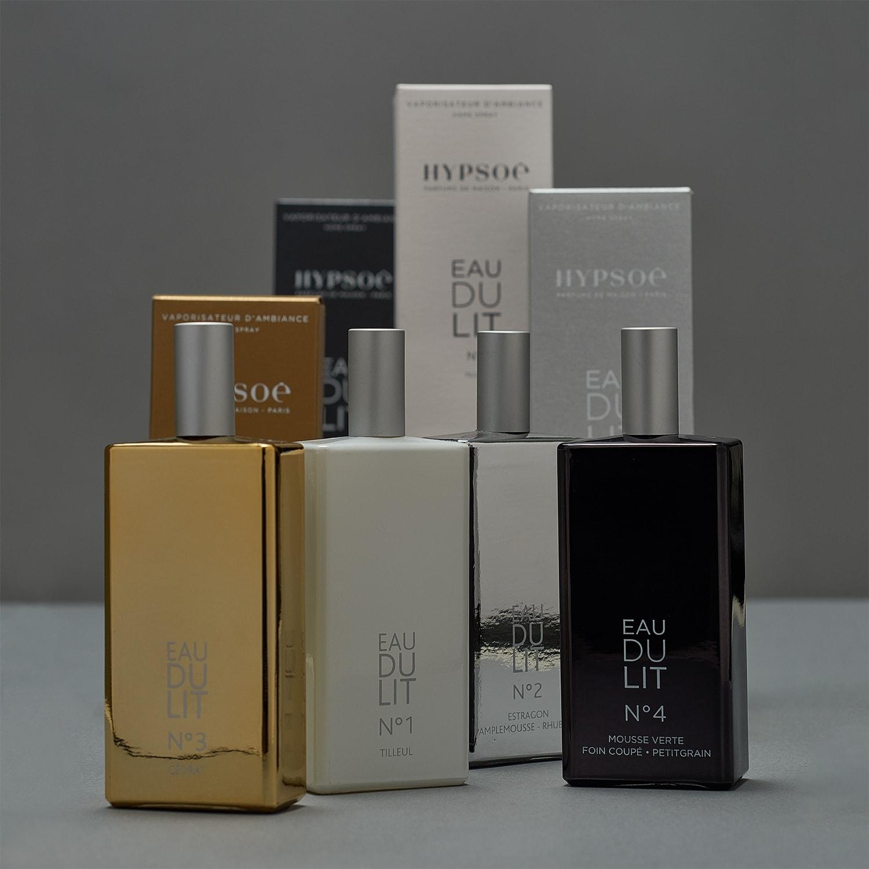 hypsoe perfumed eau du lit no 4 made in france. Black Bedroom Furniture Sets. Home Design Ideas