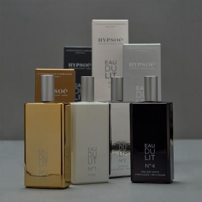 Perfumed linen sprays