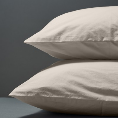 [-50%] Percale Pillow cases