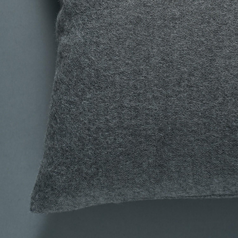Baby alpaca wool cushion