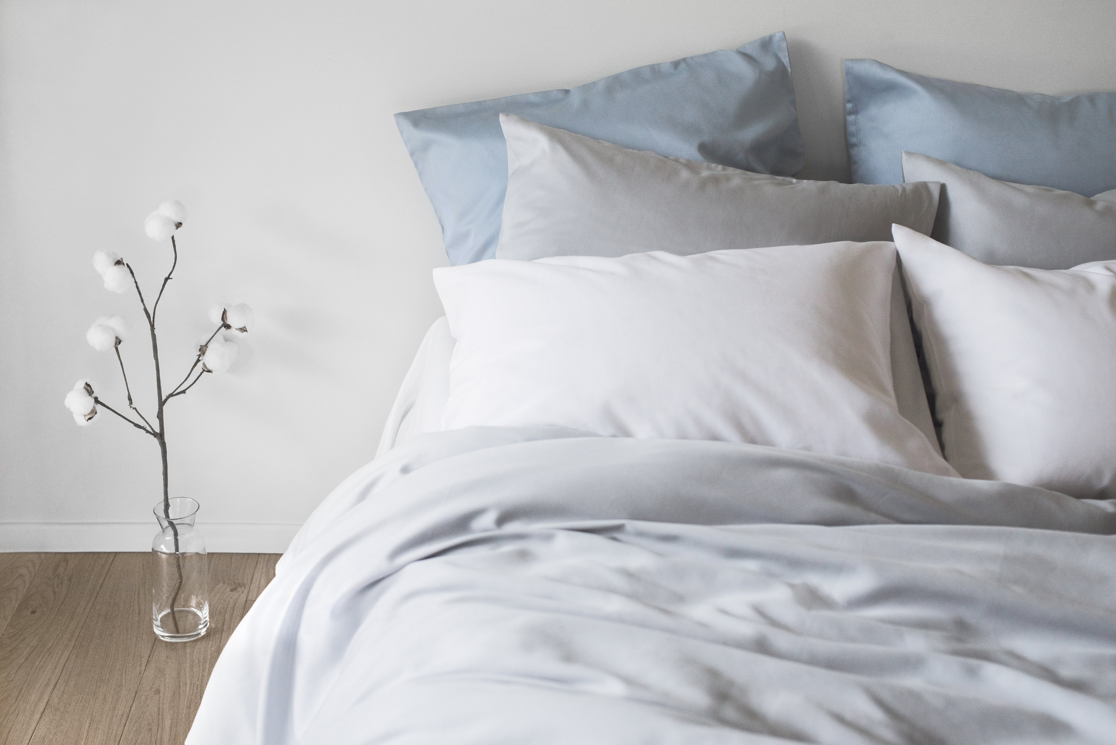 How to make your bed with Bedroommood COMBO set